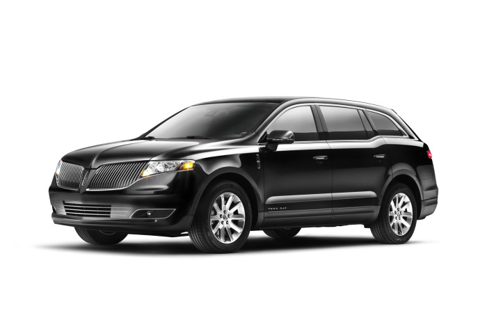 2018 Lincoln MKT Town Car